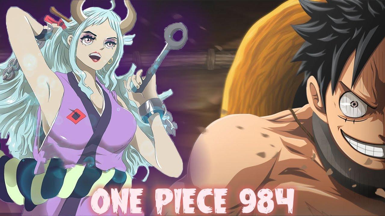 REVIEW OP 984 LENGKAP! YAMATO NEXT NAKAMA? TAKDIR LUFFY ACE YAMATI - One Piece 984+