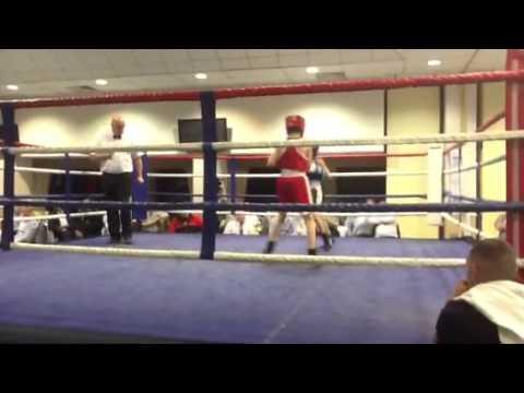Lewis Morris boxing bescot stadium oct 2013