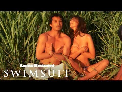 Emily Ratajkowski Outtakes: Kauai Photoshoot 2015 | Sports Illustrated Swimsuit