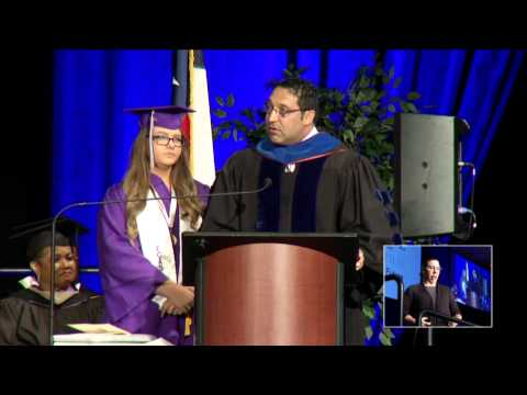 Early College Graduation 2015 Spring ISD