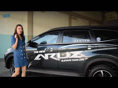 Perodua Aruz Walkaround & Test Drive | Review