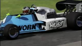 Transmissão ao vivo de Fox Racing Motor Sport