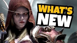 What's NEW In WoW: Battle For Azeroth?