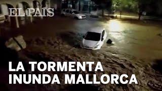 Inundaciones en Sant Llorenç des Cardassar