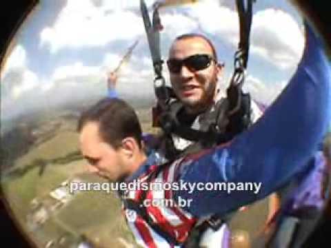 02 05 2009 Eduardo R Salto Duplo Paraquedismo Sky ...