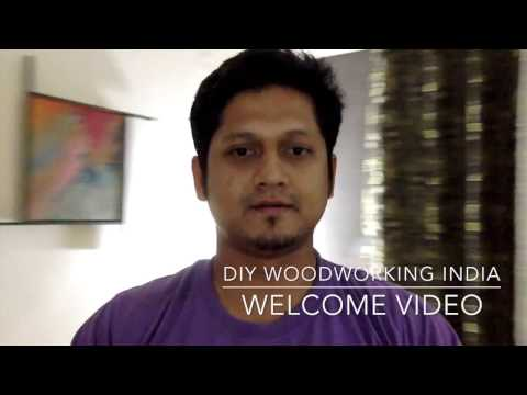Welcome to DIY woodworking India