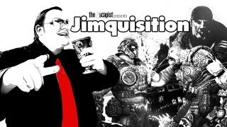 DESENSITIZED TO VIOLENCE (Jimquisition)