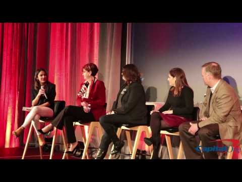 Capital One Women In Tech & Men As Allies 2016 Speaker Series Event streaming vf