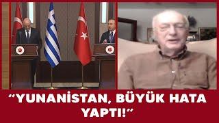 Çavuşoğlu'ndan Yunan Bakan Dendias'a sert tepkiyi Uluç Özülker değerlendirdi