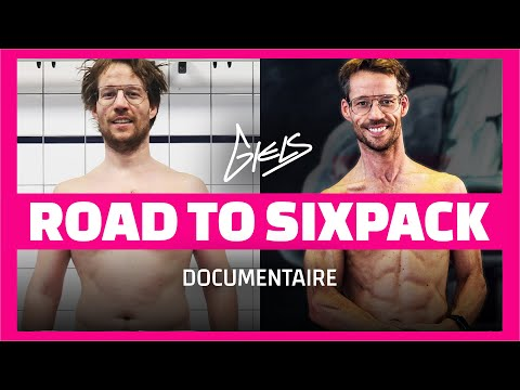 You will get a sixpack! - Documentary Giels Road to Sixpack