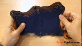 Крага Lucky leather armguard(, 2014-10-06T17:56:20.000Z)