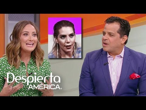 Karla Monroig Y Jorge Viera Discuten Acaloradamente Sobre Frida Sofía Guzmán
