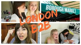 VLOG | LONDON FUN AND B2B