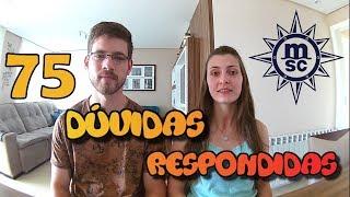 75 DÚVIDAS RESPONDIDAS SOBRE UMA VIAGEM DE CRUZEIRO MSC - Collecting Moments