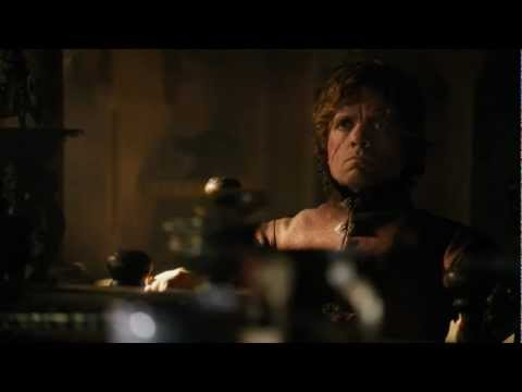 Tyrion asks Tywin for Casterly Rock