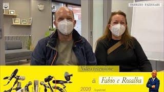 [ ⭐️⭐️⭐️⭐️⭐️ Video intervista / recensione di Fabio e Rosalba ] acquirenti anno 2020