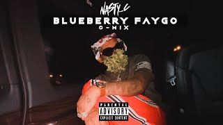 Gambar cover Nasty_C - Blueberry Faygo [C-Mix]