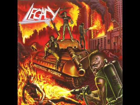 Legacy-Metallic Assault [Full Album]