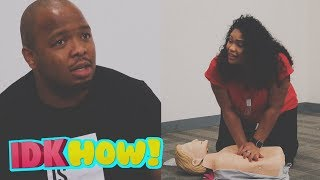 How To Perform CPR | IDK How