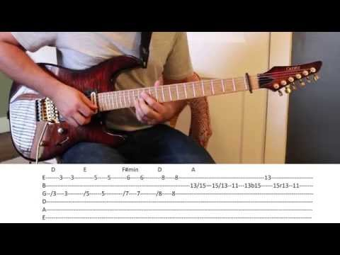 How to Play - I'm Still Standing by Elton John - Guitar Lesson w/ solo - Ryan Minor