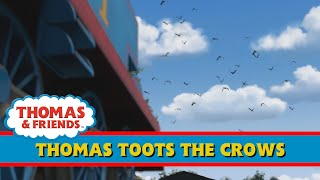 thomas toots the crows uk hd series 16