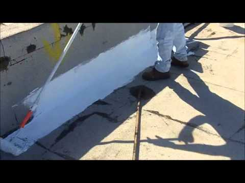 how to fix flat roof flashing