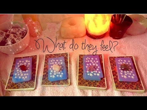 💕PICK A CARD💕How Do They Feel About Me?