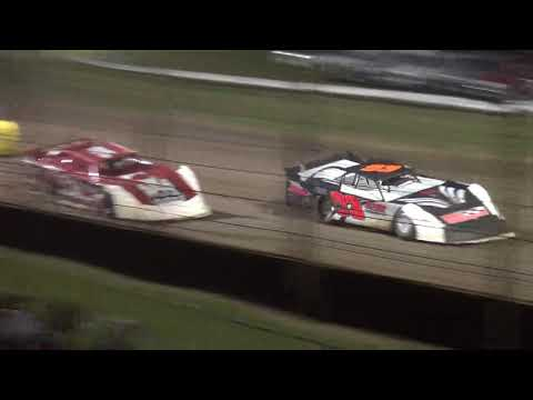 Mid Summer Madness Late Model Heat 1 West Liberty Raceway 8/11/18
