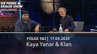 Pierre M. Krause Show vom 17.03.2020 mit Kaya & KLAN