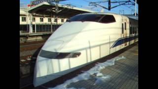 【鉄道PV】 東海道・山陽新幹線 ~AMBITIOUS JAPAN!~