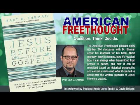 American Freethought with Bart Ehrman