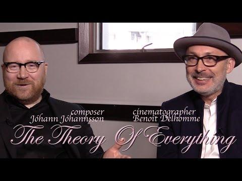 DP30: The Theory Of Everything, dp Benoît Delhomme, composer Jóhann Jóhannsson