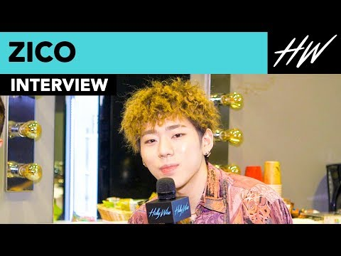 Zico Reveals Dream Collab With Drake And Gives Hilarious American Cartoon Impersonation! I Hollywire