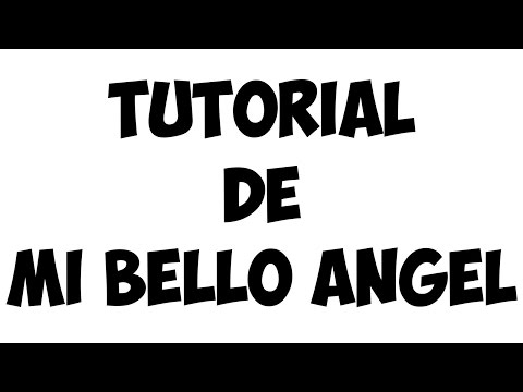 Tutorial de Mi Bello Angel (Los Primos MX) Videos De Viajes