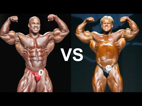 Thumbnail: Who really should have won the 2007 Olympia? Jay or Victor?