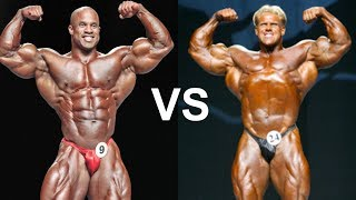 Who really should have won the 2007 Olympia? Jay or Victor?