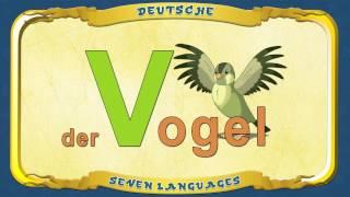 Multipedia - 7 languages.  Bird