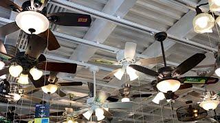 Ceiling Fans at Menards - 2019