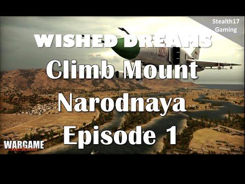 Wargame Red Dragon - Climb Mount Narodnaya - Episode 1