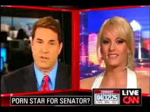 CNN's Sanchez interviews Stormy live