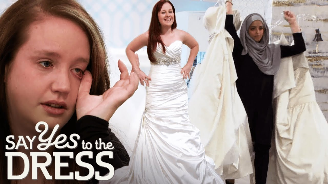Mother And Bride Disagree Completely About Wedding Dress Say