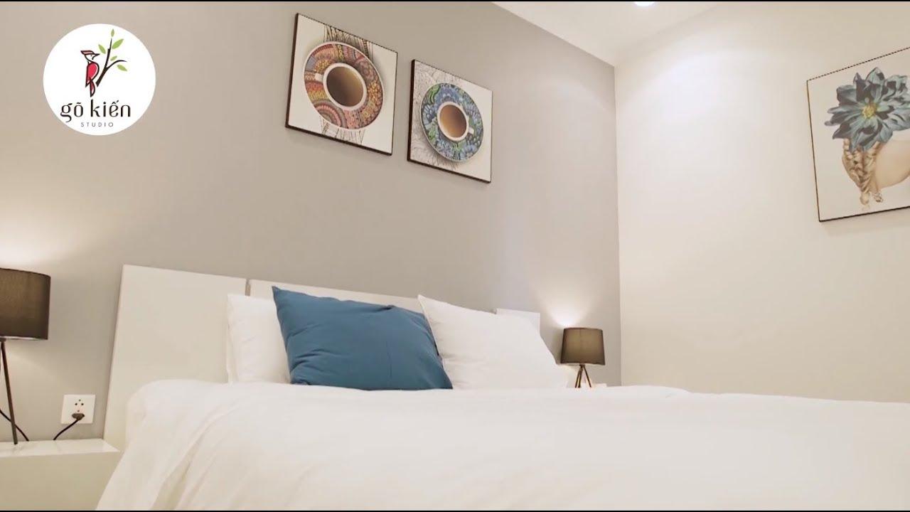 Thi công hoàn thiện căn hộ Park Hill Times City - Ms Linh - YouTube