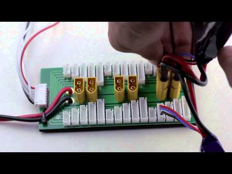 How to Charge Multiple Lipo Batteries With Just One Charger