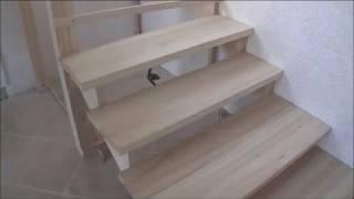 видео Косоур своими руками для лестницы: расчет и монтаж