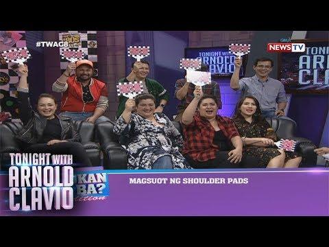 """Tonight with Arnold Clavio: """"Nasubukan Mo Na Ba?"""" Batang 80s edition"""