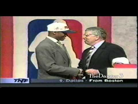 Allen Iverson NBA Draft 1996-1997 No. 1 Pick