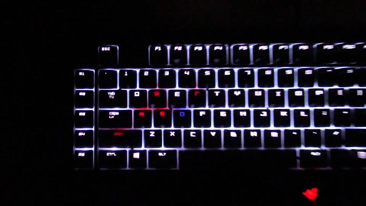 FPS Split Fire: Razer Blackwidow Chroma Custom Lighting Config With  Download by Squidorah