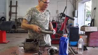 видео Трансмиссионное масло для автомобиля