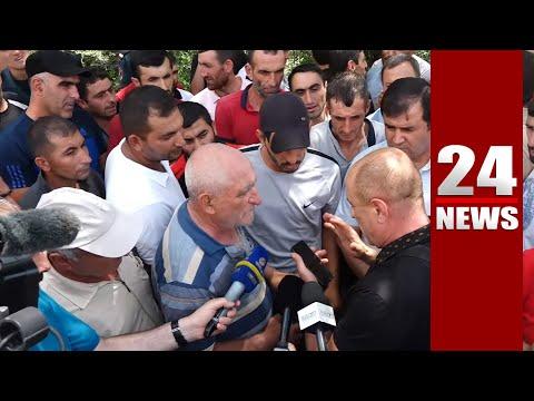 ՈՒՂԻՂ. Բնակիչները փակել են Արմավիր-Երևան ճանապարհը