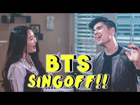 BTS (방탄소년단) MASHUP!! - Ft Sam Tsui, Megan Lee